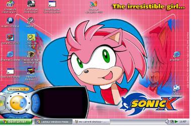 my current desktop by WargreyFox