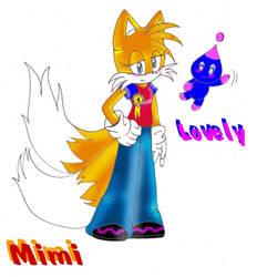 .:For Mimi:. by WargreyFox