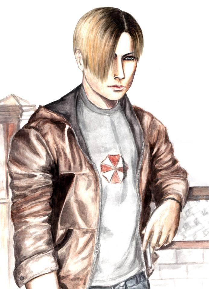 Resident Evil 4 by ReySilver