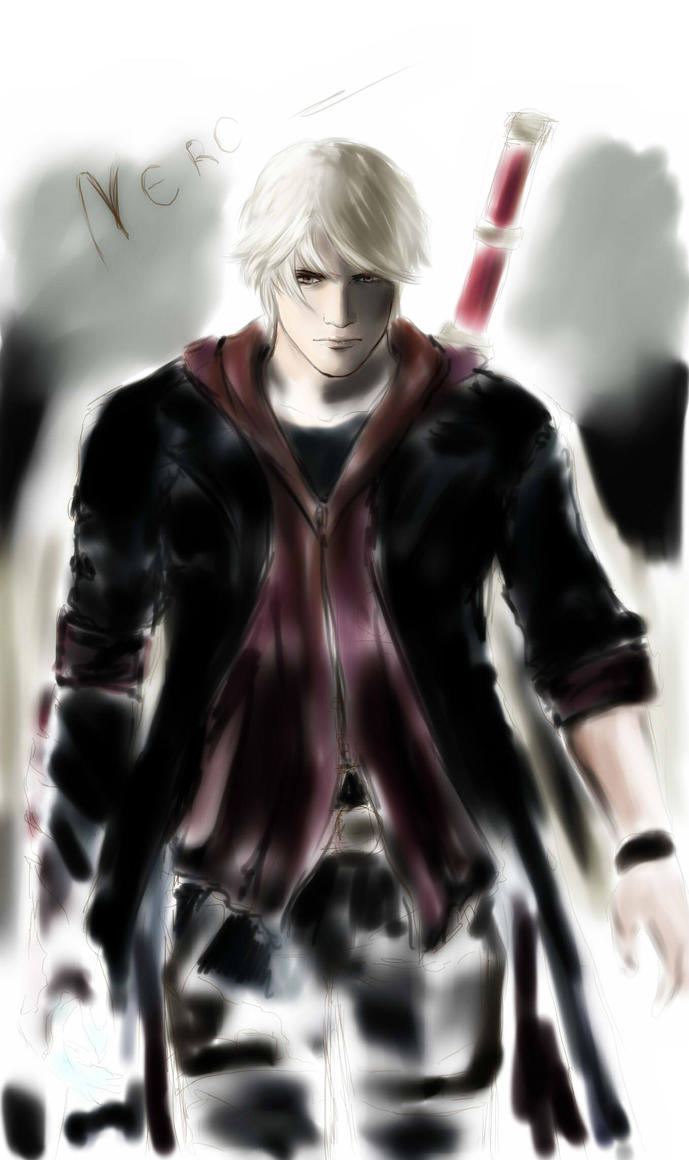 Nero by ReySilver