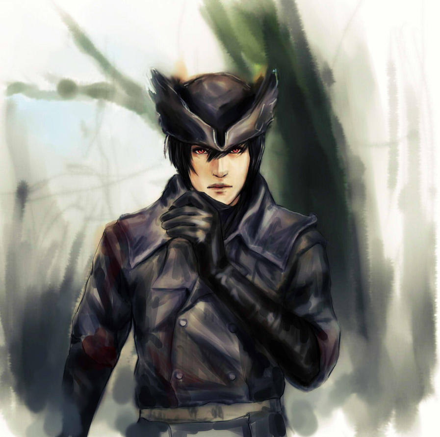 Bloodborne by ReySilver