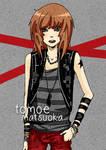 Tomoe Matsuoka - Kobe High School by PumpkinJackey