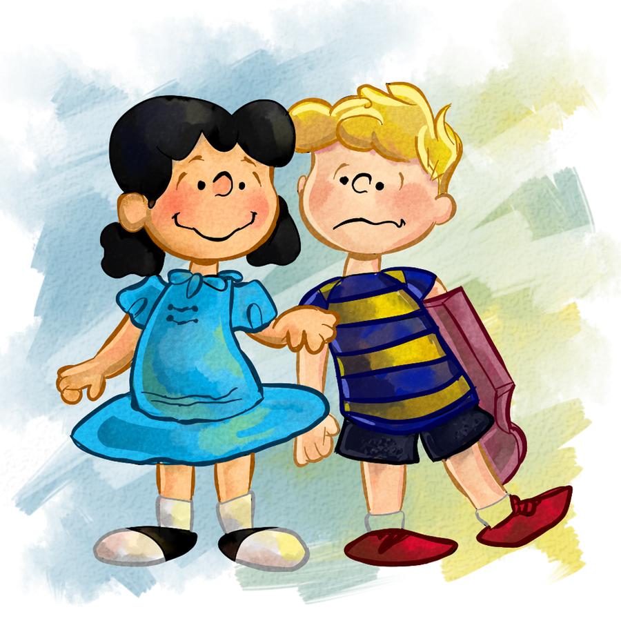 Lucy To Schroeder By PumpkinJackey On DeviantArt