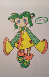 Lidelle by coconuts777