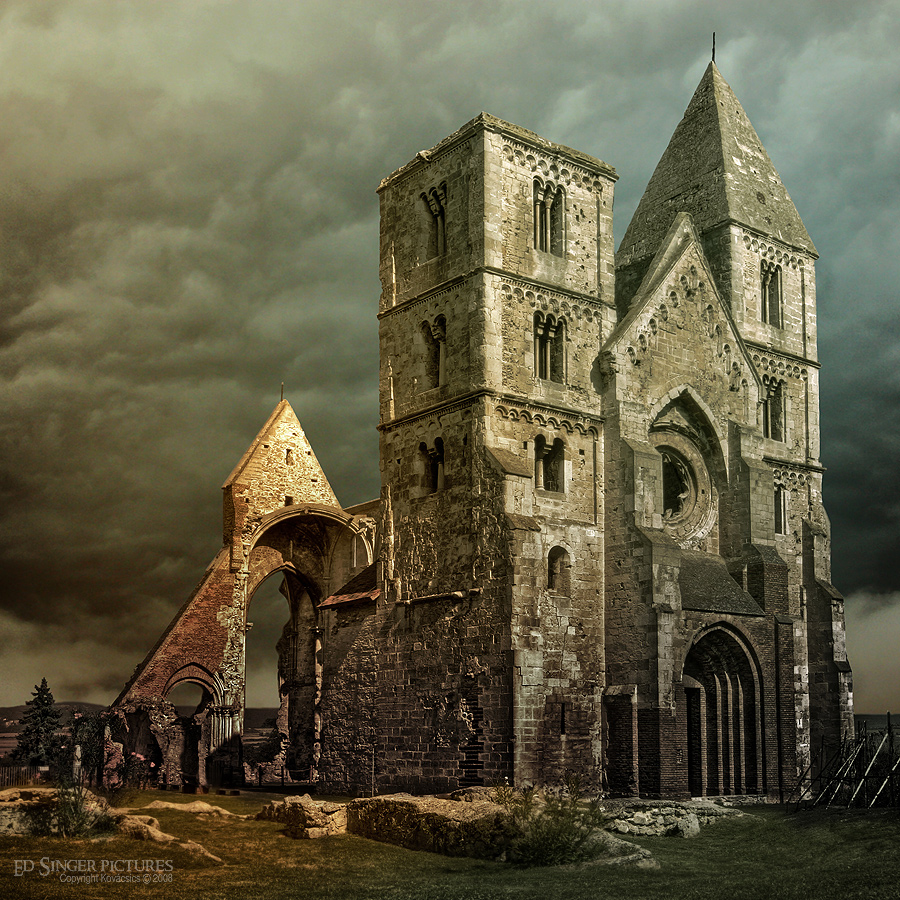 Ruins by EdSinger