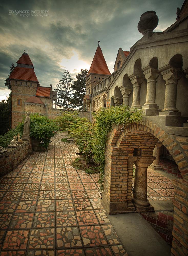 Bory Castle by EdSinger