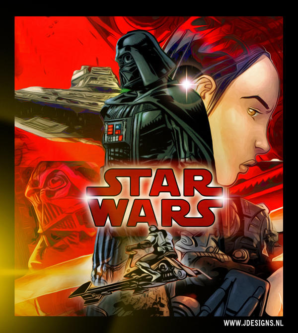 Star Wars: Darth Vader atlc by jdesigns79