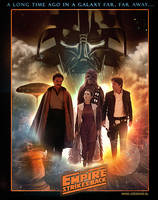 Star Wars : ESB by jdesigns79