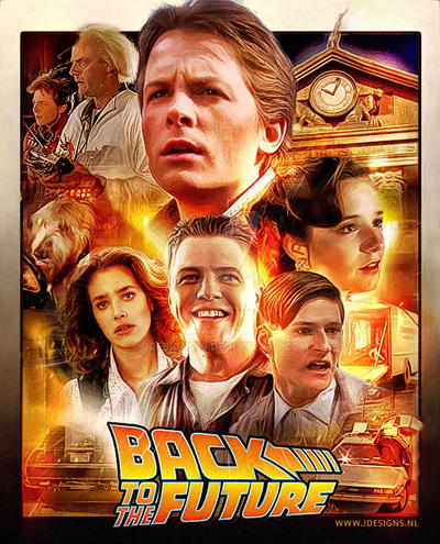 Back to the Future by jdesigns79 on DeviantArt