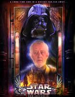 Star Wars: Darth Vader by jdesigns79