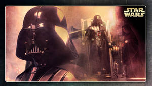 Star Wars: Darth Vader Ep III by jdesigns79