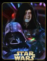 Star Wars: Evil Plans by jdesigns79