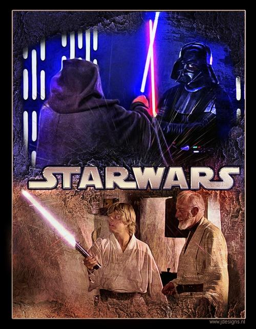 Star Wars: Lightsaber by jdesigns79