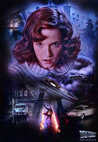 Back to the Future: Lorraine by jdesigns79