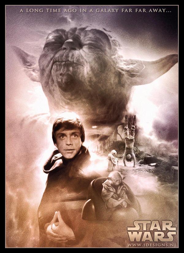 Star Wars: Yoda's Teachings by jdesigns79