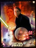 Star Wars: Original Trilogy by jdesigns79