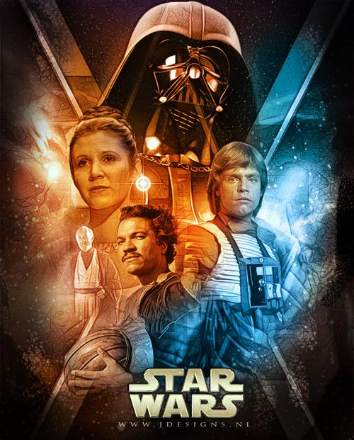 Star Wars by jdesigns79
