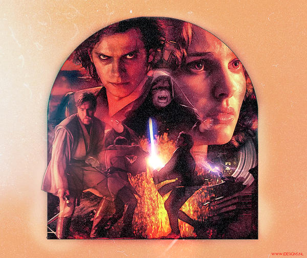 SW: Revenge of the Sith by jdesigns79