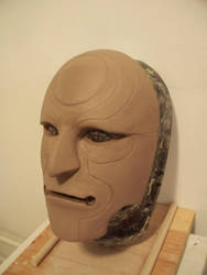 Amon Cosplay Mask WiP2 by Angelsrflamabl