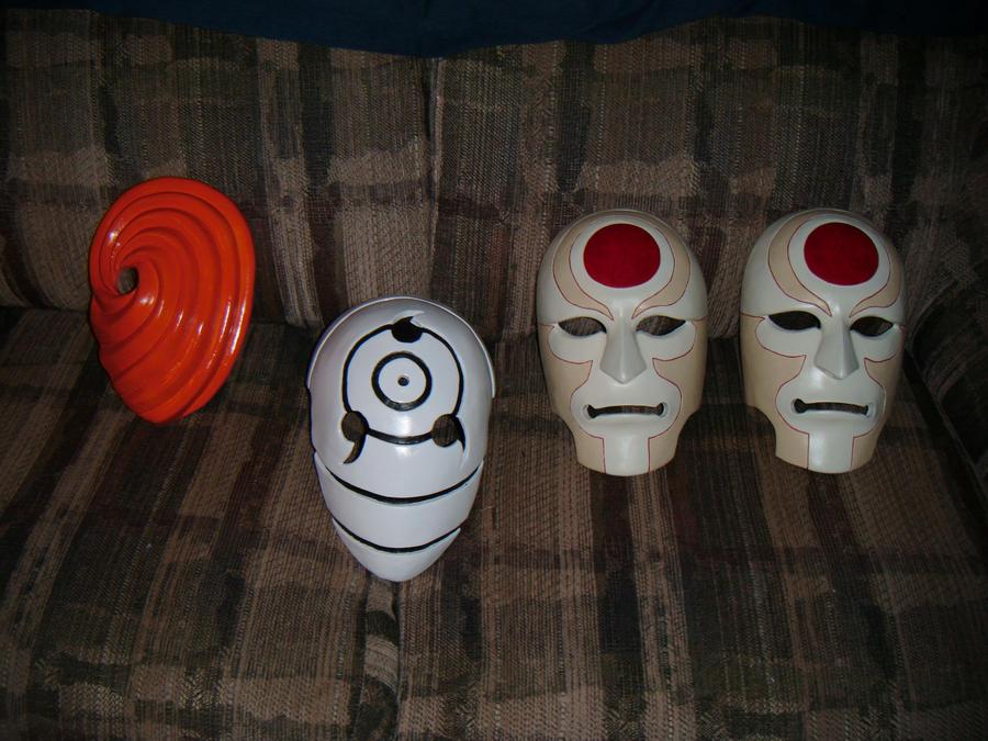 amon 21-22 and tobi obito rinnegan madara mask? by ...