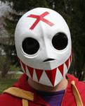 Bedlam Mask -Commission