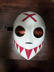 Bedlam Mask (Extra) by Angelsrflamabl