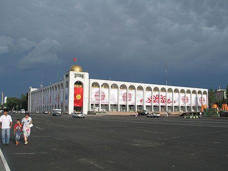 Square by Bakytbek