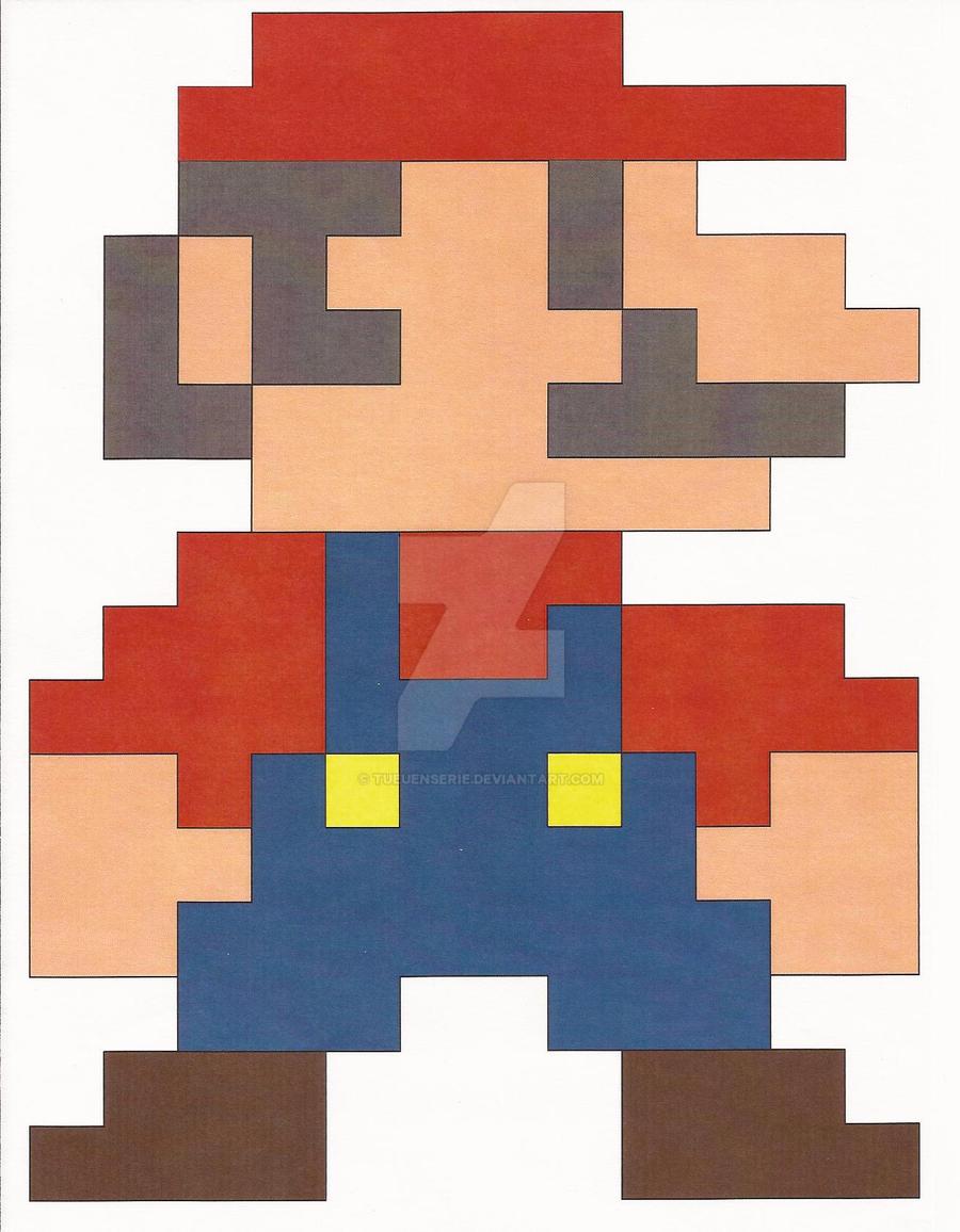 Mario by TueuEnSerie