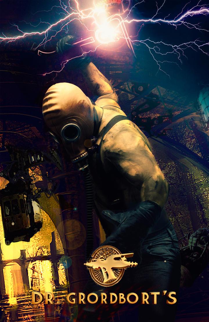 The Man Monster of Maat Mons by ultramalakian