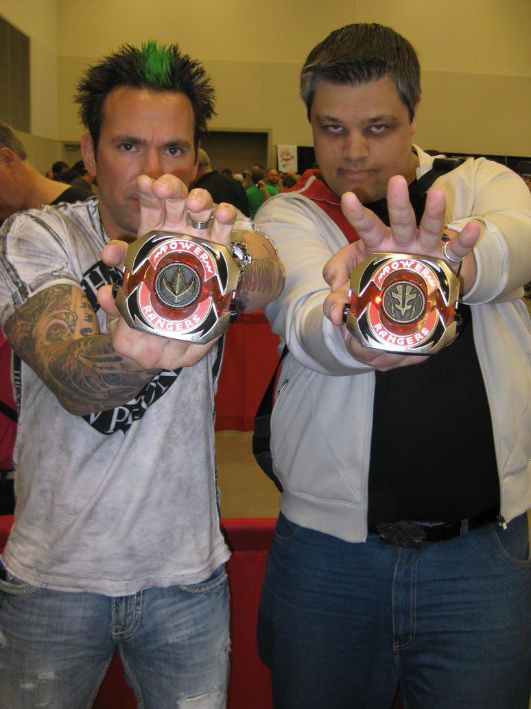 Jason David Frank And Wife