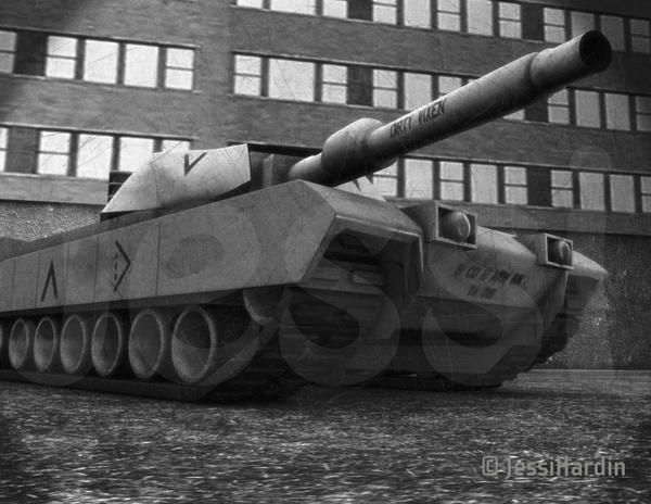Tank by britishrebel04