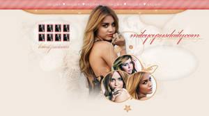 Miley Cyrus Header