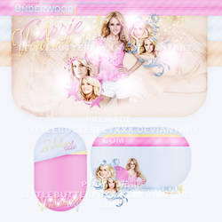 Carrie Underwood Premade Layout