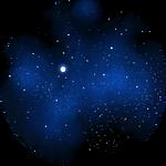 galaxy circle by aesthetiqprincess