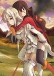Megumin x Emilia