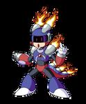 Thermal man (Megaman Orbit Panic)
