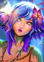 Neeko - League of Legends by Luran-V