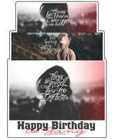 [Typo/Quotes] Happy Birthday Jang by SunnieCiu