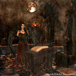 Dark Angels Charm