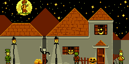 Halloween Night by SuperTurnip