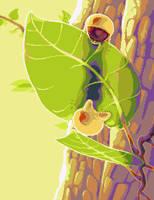 Caterpillar by SuperTurnip