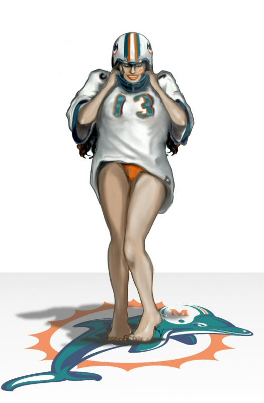 Miami dolphins fan by kaughan on deviantart miami dolphins fan by kaughan voltagebd Choice Image