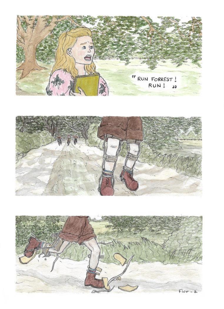 Run, Forrest ! Run ! by Flor-a