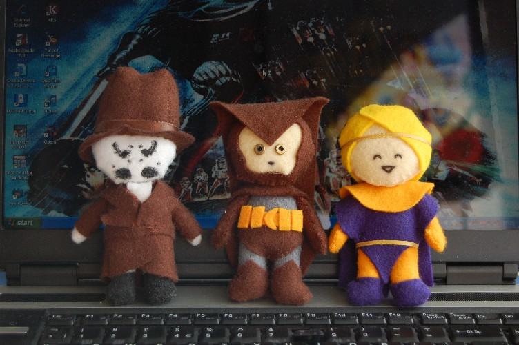 Watchmen Babies by fera-festiva