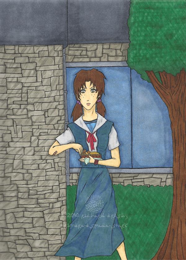 Prize Art: Kenzie493 -1- by Imperius-Rex