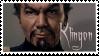 Klingon Stamp by Imperius-Rex