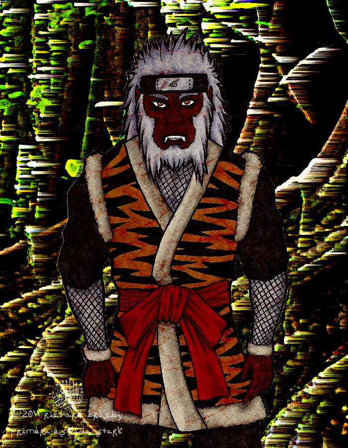 Monkey King Enma by Imperius-Rex