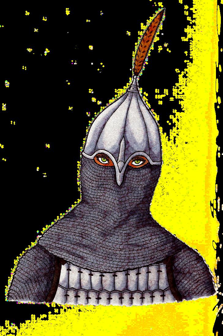 Seljuq Ghulam by Imperius-Rex