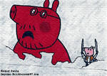 Attack on Peppa Pig