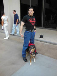 Superboy and Krypto 02 by SonGokuSS3
